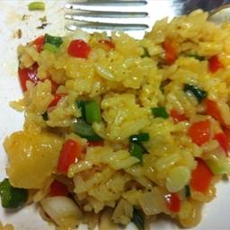 Bahama Jerk Rice