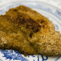 Baked Catfish Parmesan #1