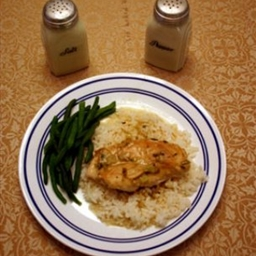 Baked Chicken Breasts - Crockpot (To Die For!!)