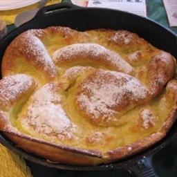 Baked German Pancake