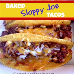 Baked Sloppy Joe