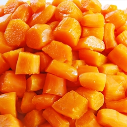 Baked Yams in Orange Juice