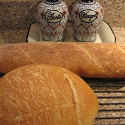 Bakery Style Sourdough Bread