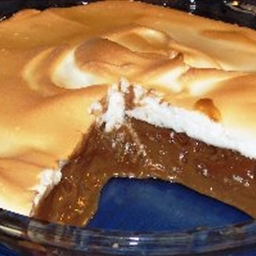 Bam's Chocolate Cream Pie