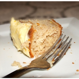 Banana and Sour Cream Cake