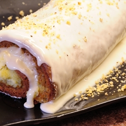 Banana Nut Roll