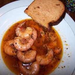 Bar-b-q Shrimp