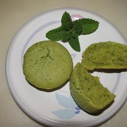 Barrio XO Matcha Calamansi (or Lime) Muffins