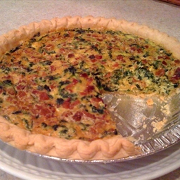 Basic, Easy Quiche