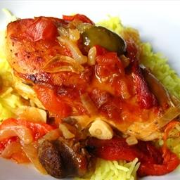 Basque Chicken