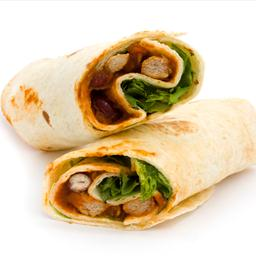 BBQ Cheddar Chicken Wraps