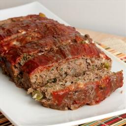 Becky's Meatloaf Dinner
