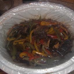 Beef Pepper Steak Short Ribs