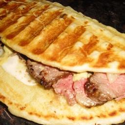 Beef Pesto Panini