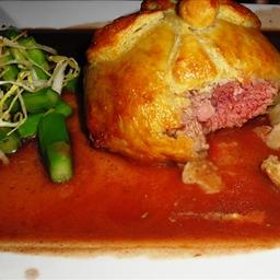 Beef Wellington (Individual)