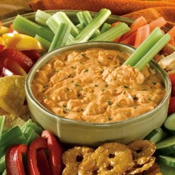 Best Buffalo Chicken Dip Ever