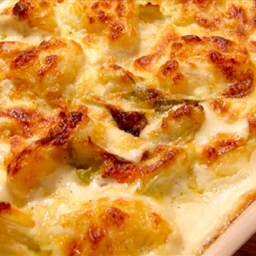 Best cauliflower cheese