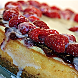 Best Ever White Chocolate Cheesecake