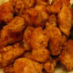 Betty's Kentucky Fried Popcorn Chicken