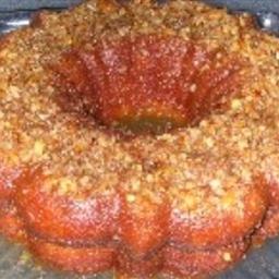 Bicardi Rum Cake