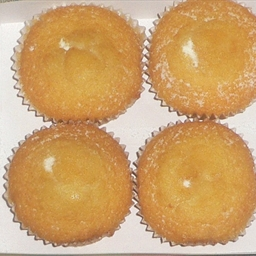 Big Batch Lemon Muffins