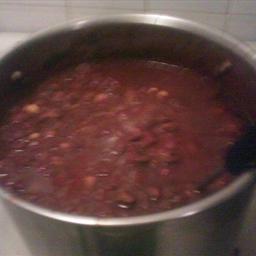 Big Five Pepper Chili