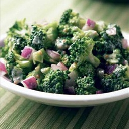 Biggest Loser Broccoli Salad
