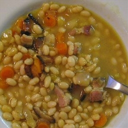 Bills Navy Bean Soup