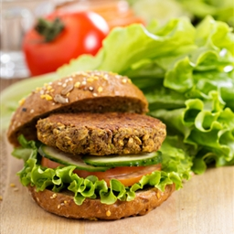 Black Bean Burgers (spicy Optional!)
