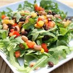 Black Eyed Peas Restaurant Salad