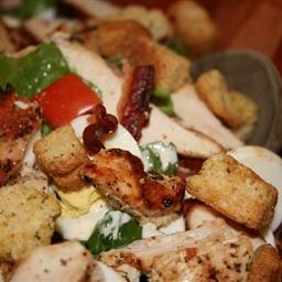 BLT Grilled Chicken Salad