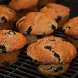 Blueberry Muffins (gluten free)