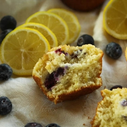 Blueberry Ricotta muffins