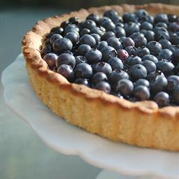 Bluebery Tart