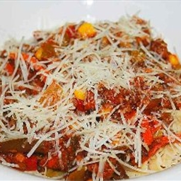 Bolognese Sauce (Meat Sauce)