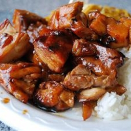 Bourbon Chicken