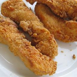 Brandy's Homemade Chicken Strips