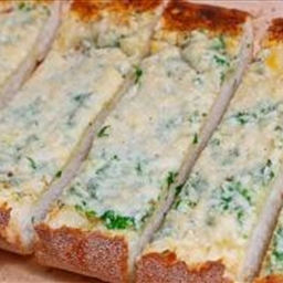 Bread - Cheesy Dilled Garlic