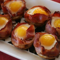 Breakfast Bacon Cups