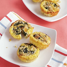 Breakfast Quiche Bites