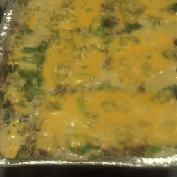 Broccoli Hamburger Casserole