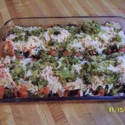Broccoli-Lasagna Roll-Ups