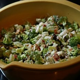 Broccoli Salad - 3 Points