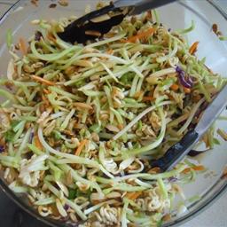 Broccoli Slaw Salad