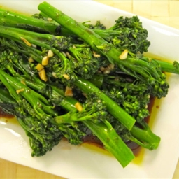 Broccolini and Balsamic Vinaigrette
