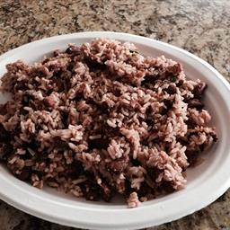 Bruce's Jamaican Rice & Peas