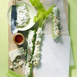 Buffalo-Style Celery Sticks