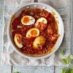 Burnese Golden-Egg Curry
