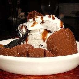 Burnt Caramel Ice Cream