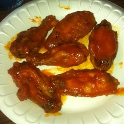 Holy Hellfire Hot Wings Sauce